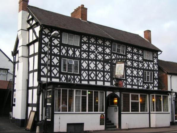 Royal Oak at Tenbury wells shut until further notice
