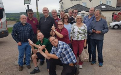 A most agreeable Worcester CAMRA Survey trip