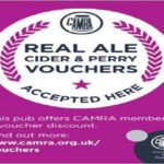 CAMRA Real Ale, Cider and Perry Vouchers