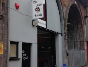 The Arch Rivals Micro Pub & Brewery